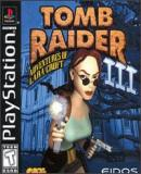 Carátula de Tomb Raider III: Adventures of Lara Croft