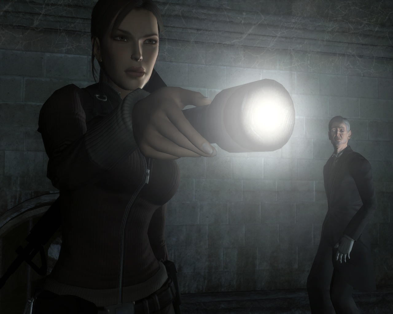 Pantallazo de Tomb Raider Underworld para PC