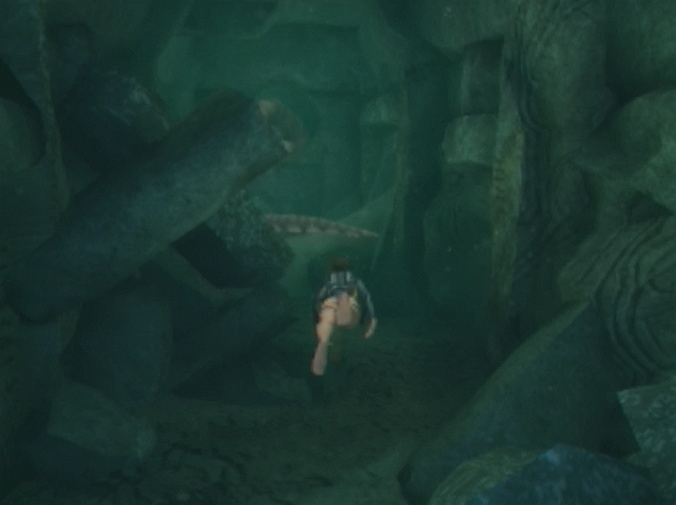 Pantallazo de Tomb Raider Underworld para PlayStation 2