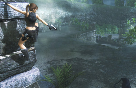 Pantallazo de Tomb Raider Underworld para PlayStation 3