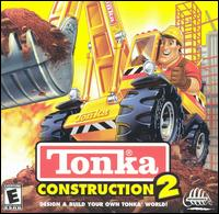 Caratula de Tonka Construction 2 [Jewel Case] para PC