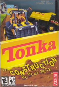 Caratula de Tonka Construction PC Play Pack para PC