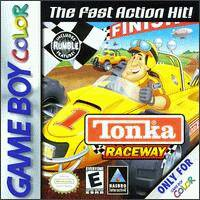 Caratula de Tonka Raceway para Game Boy Color