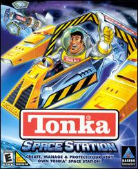 Caratula de Tonka Space Station para PC