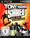 Carátula de Tony Hawk: Shred