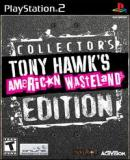 Carátula de Tony Hawk's American Wasteland Collector's Edition