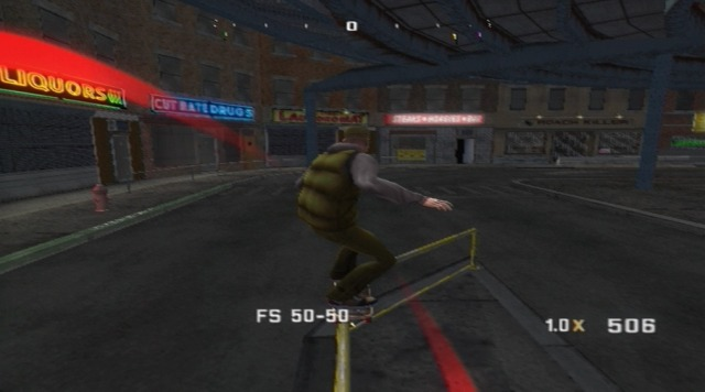 Pantallazo de Tony Hawk's Proving Ground para PlayStation 2