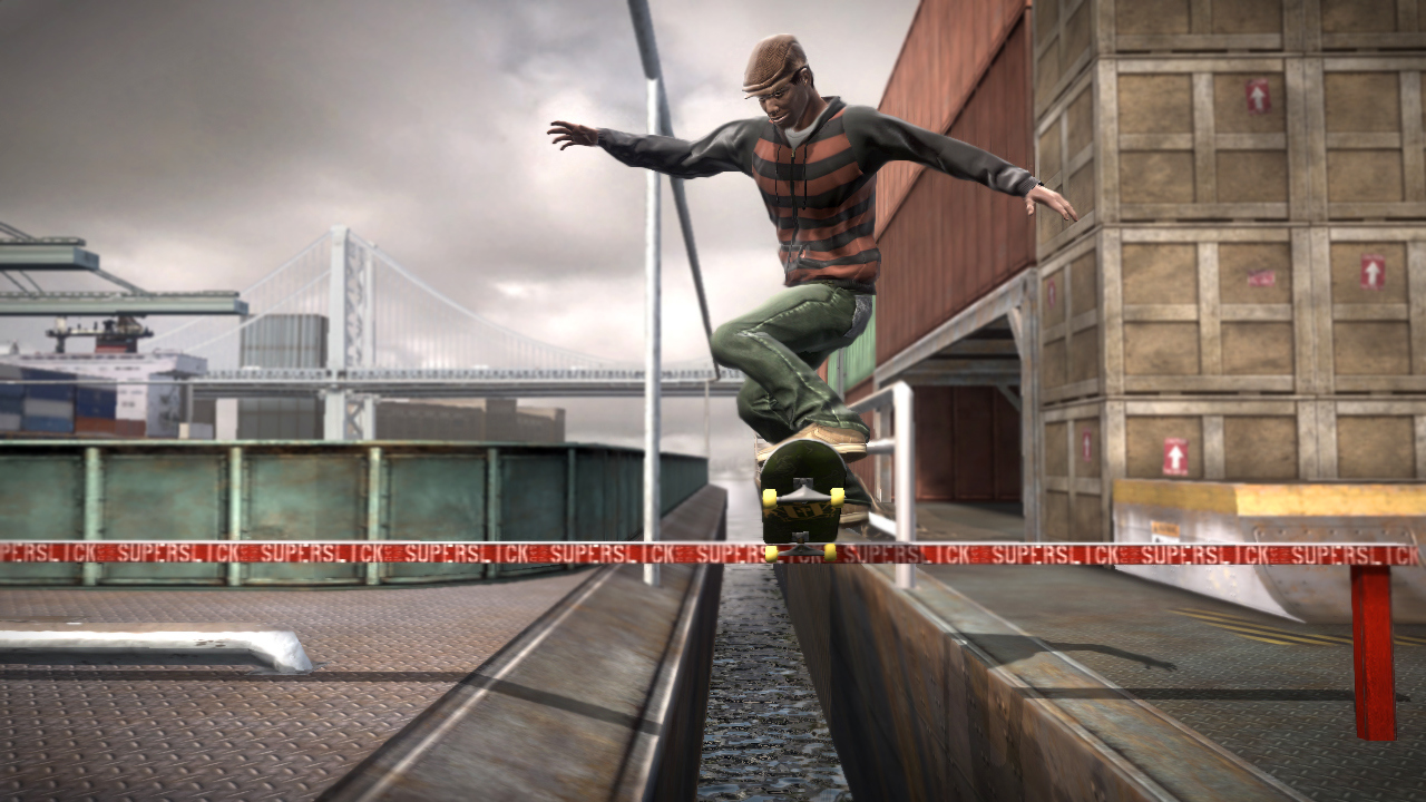 Pantallazo de Tony Hawk's Proving Ground para PlayStation 3
