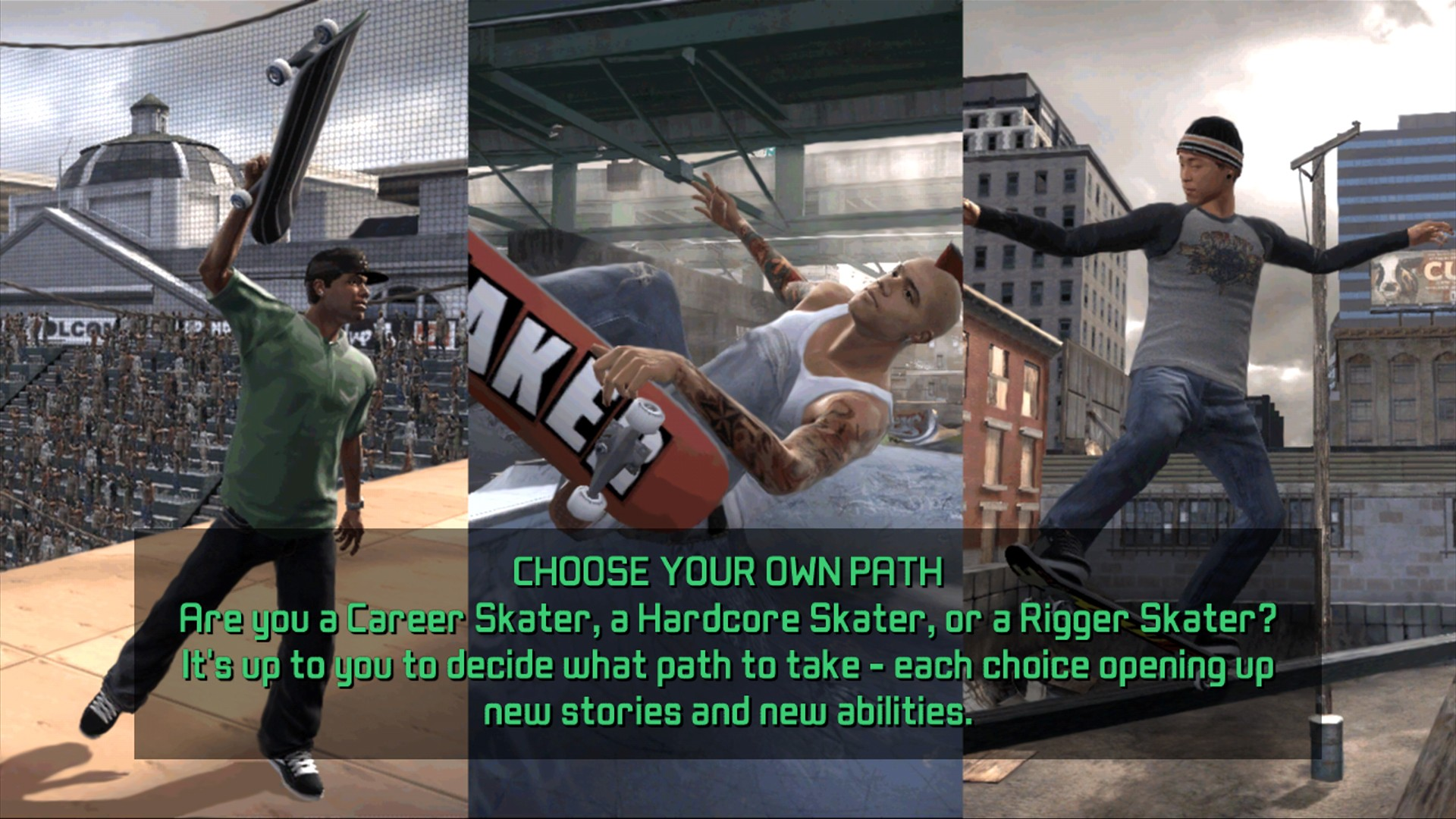 Pantallazo de Tony Hawk's Proving Ground para Xbox 360