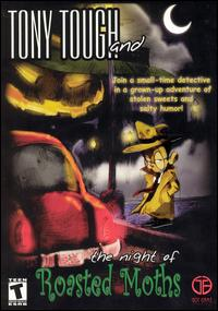 Caratula de Tony Tough and the Night of Roasted Moths para PC
