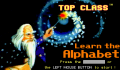 Pantallazo nº 69370 de Top Class: Learn the Alphabet (320 x 200)