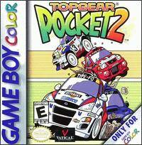Caratula de Top Gear Pocket 2 para Game Boy Color
