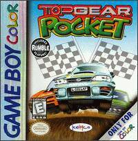 Caratula de Top Gear Pocket para Game Boy Color
