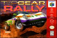 Caratula de Top Gear Rally para Nintendo 64