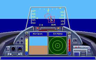 Pantallazo de Top Gun Danger Zone para PC