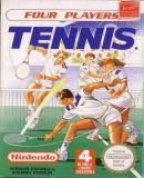 Caratula nº 247243 de Top Players' Tennis Featuring Chris Evert & Ivan Lendl (513 x 726)