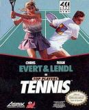 Caratula nº 247242 de Top Players' Tennis Featuring Chris Evert & Ivan Lendl (500 x 687)