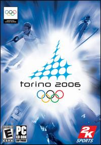 Caratula de Torino 2006: Official Video Game of the XX Olympic Winter Games para PC