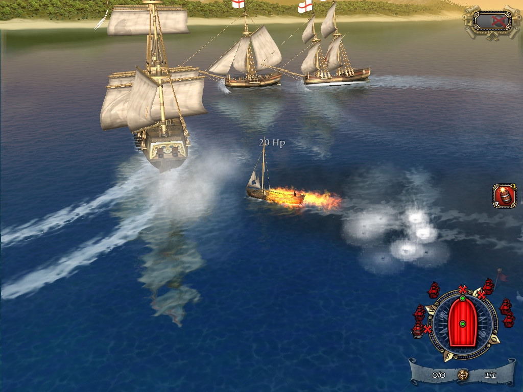 Pantallazo de Tortuga: Two Treasures para PC