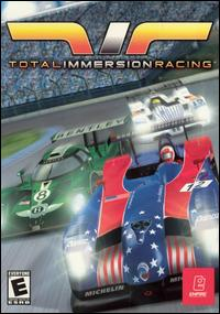Caratula de Total Immersion Racing para PC