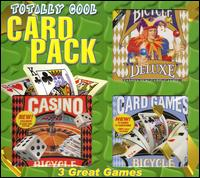 Caratula de Totally Cool Card Pack para PC