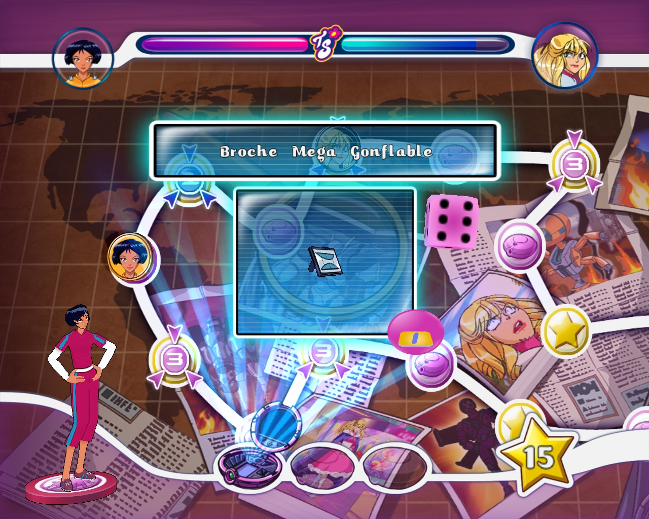Pantallazo de Totally Spies ! Totally Party para PC