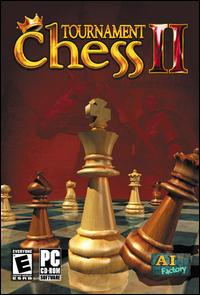 Caratula de Tournament Chess II para PC