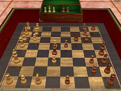 Pantallazo de Tournament Chess II para PC