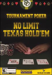 Caratula de Tournament Poker: No Limit Texas Hold'em para PC