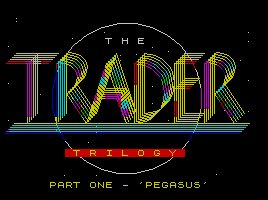 Pantallazo de Trader Trilogy, The para Spectrum