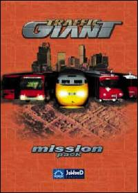 Caratula de Traffic Giant Mission Pack para PC