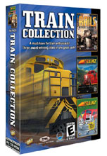 Caratula de Train Collection para PC