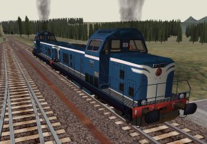 Pantallazo de Train Sim Modeler para PC