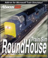 Caratula de Train Sim RoundHouse para PC