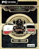 Carátula de Trains and Trucks Tycoon
