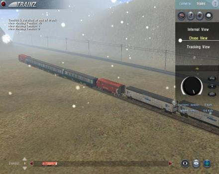 Pantallazo de Trainz Railroad Simulator 2004: Deluxe Edition para PC