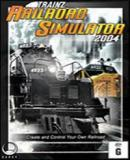 Carátula de Trainz Railroad Simulator 2004