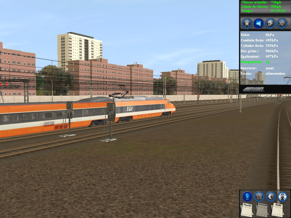 Pantallazo de Trainz Railroad Simulator 2008 para PC