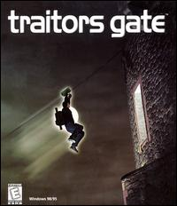 Caratula de Traitor's Gate para PC