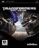 Caratula nº 112012 de TransFormers: The Game (520 x 892)