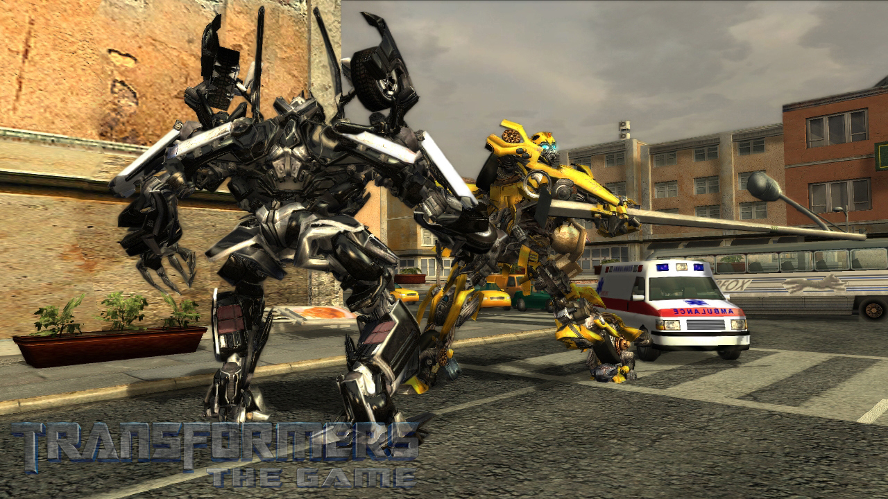 Pantallazo de Transformers: The Game para Xbox 360