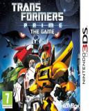 Carátula de Transformers Prime: The Game