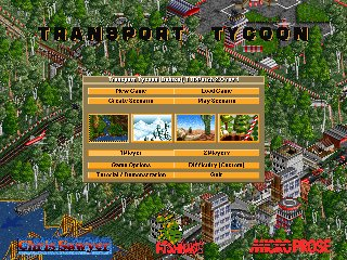 Pantallazo de Transport Tycoon Deluxe for Windows para PC