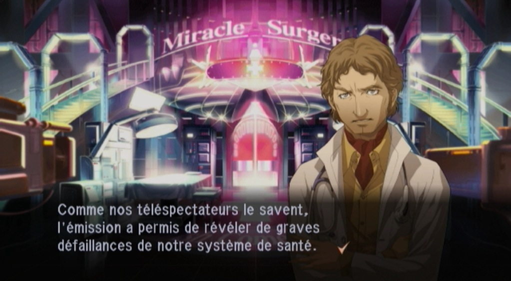 Pantallazo de Trauma Center: New Blood para Wii
