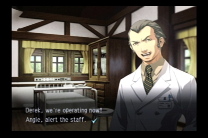 Pantallazo de Trauma Center: Second Opinion para Wii