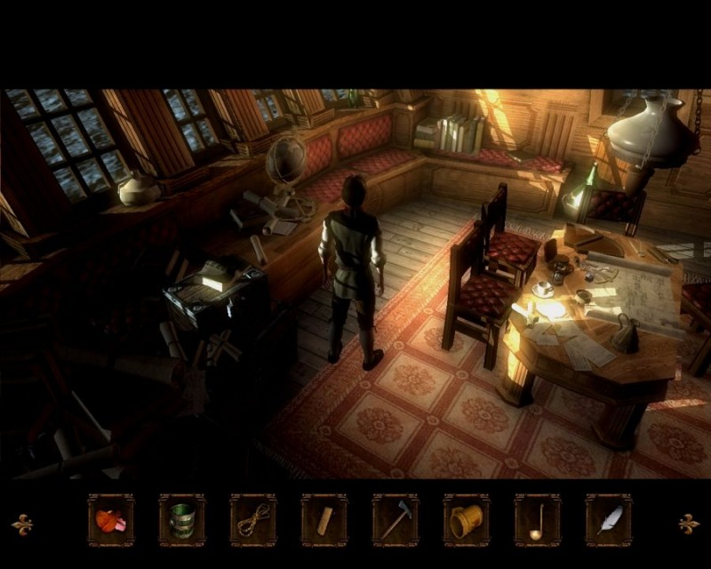 Pantallazo de Treasure Island para PC