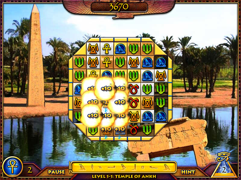 Pantallazo de Treasure Pyramid para PC