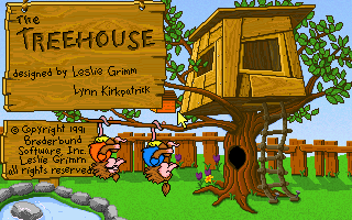 Pantallazo de Treehouse, The para PC