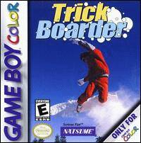 Caratula de Trick Boarder para Game Boy Color