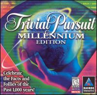 Caratula de Trivial Pursuit: Millennium Edition [Jewel Case] para PC